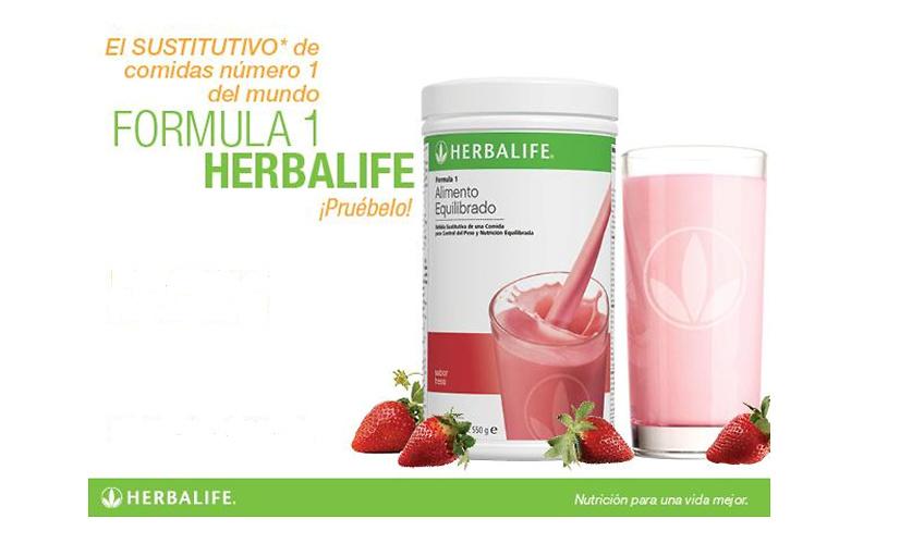 Desayuno Herbalife