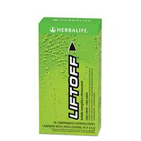 Liftoff Lima-Limón 10 sobrecitos, 4.5g