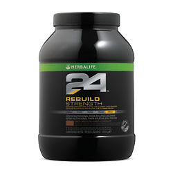 Suplemento proteinas herbalife 24 rebuild
