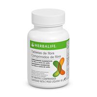 Tabletas de Fibra suplemento nutricional Herbalife