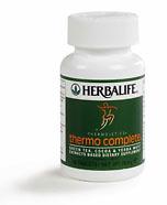 Tabletas nutricionales Thermo Complete Herbalife